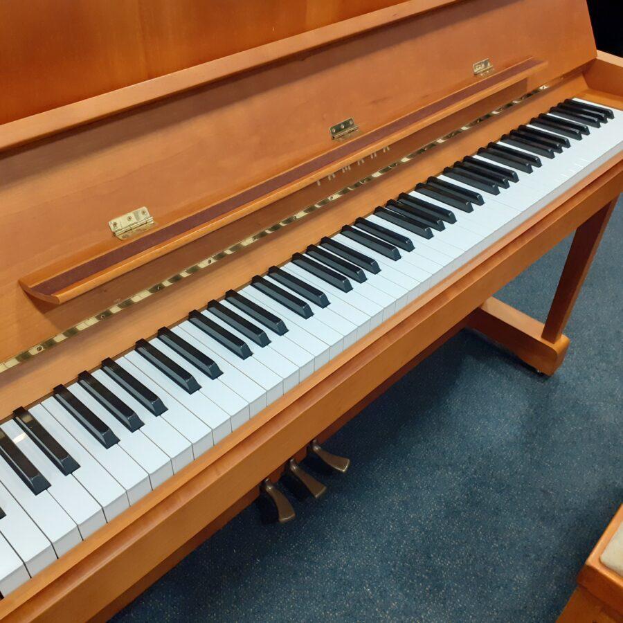 Yamaha P121 NT Upright Piano, SNC fall music desk