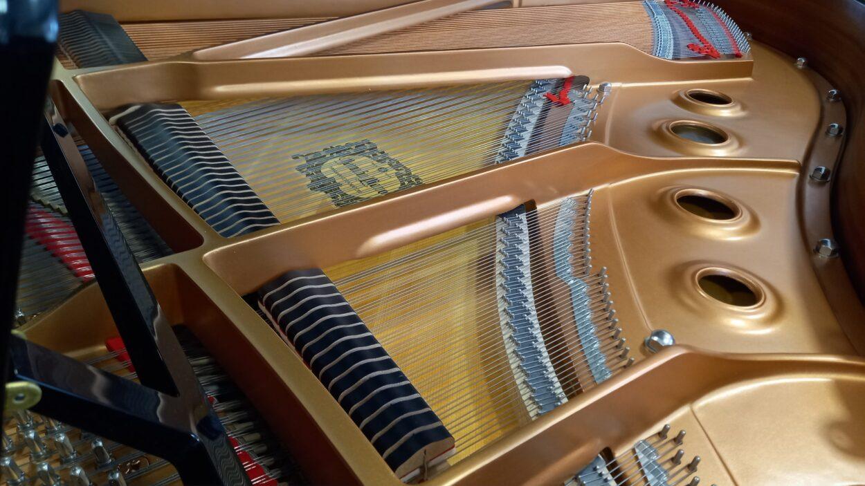 Yamaha C2L Grand Piano - C2 - Frame