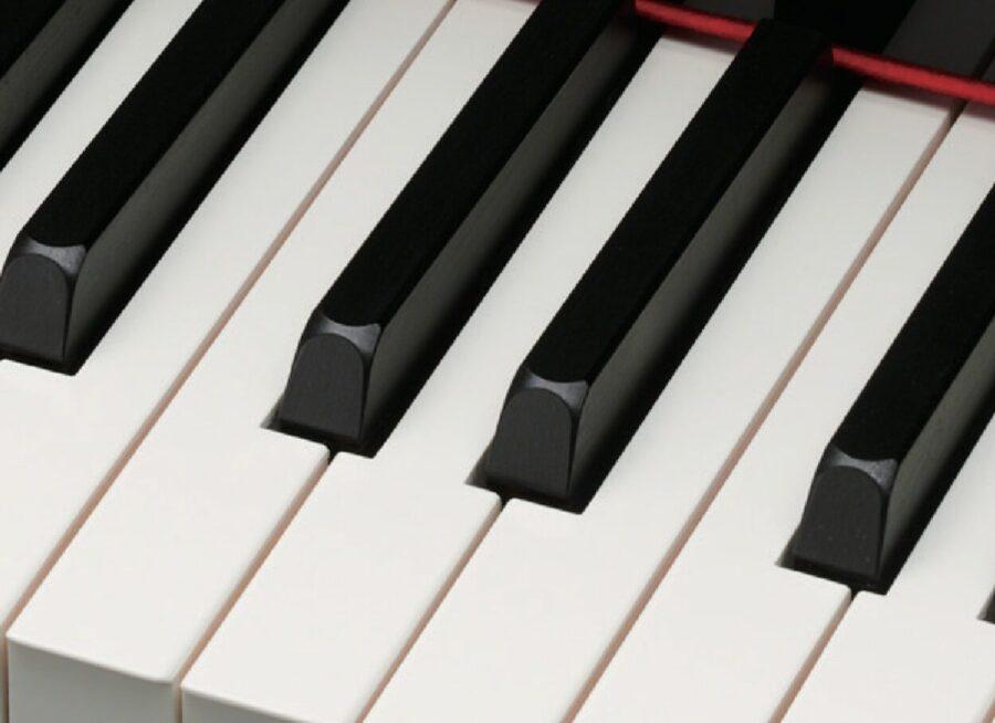 Yamaha Ivorite WPS keytops